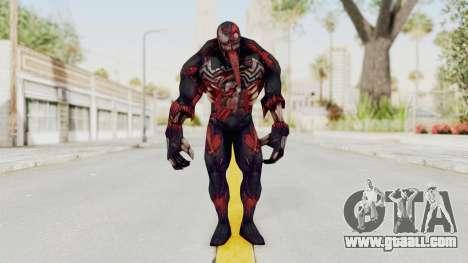 Marvel Future Fight - Venom Secret War (Zombie) for GTA San Andreas second screenshot