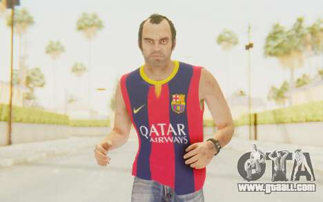 Trevor Barcelona for GTA San Andreas