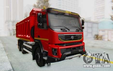 Volvo FMX 6x4 Dumper v1.0 for GTA San Andreas
