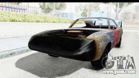 Dodge Charger Daytona F&F Bild for GTA San Andreas