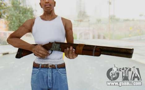 Caravan Shotgun from Fallout New Vegas for GTA San Andreas third screenshot