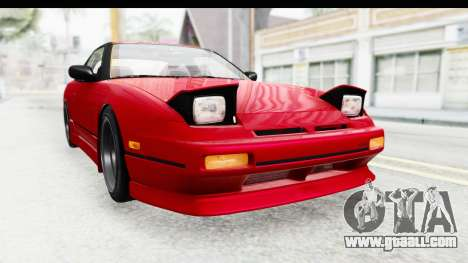 Nissan 240SX 1989 v1 for GTA San Andreas right view
