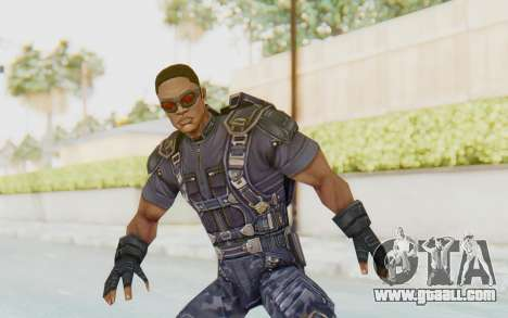 Marvel Future Fight - Falcon for GTA San Andreas