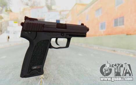 H&K 45 for GTA San Andreas second screenshot