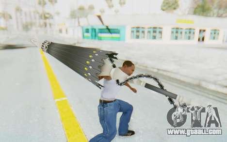 Misteltein Weapon for GTA San Andreas third screenshot