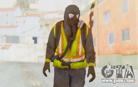 The Division Cleaners - Incinerator for GTA San Andreas