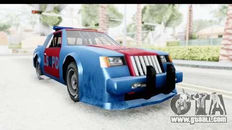 Hotring Police for GTA San Andreas