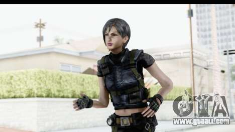 Resident Evil 4 UHD Ada Wong Assignment for GTA San Andreas