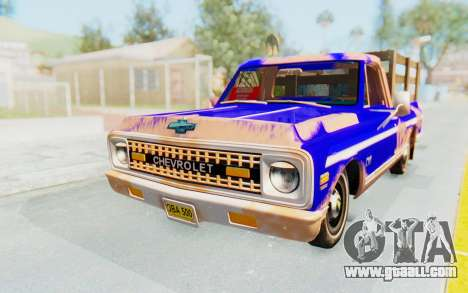 Chevrolet C10 1970 for GTA San Andreas