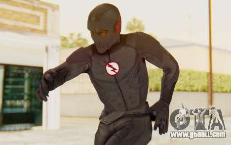 The Flash CW - Black Flash for GTA San Andreas