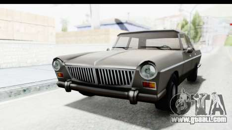 Simca Vedette from Bully for GTA San Andreas