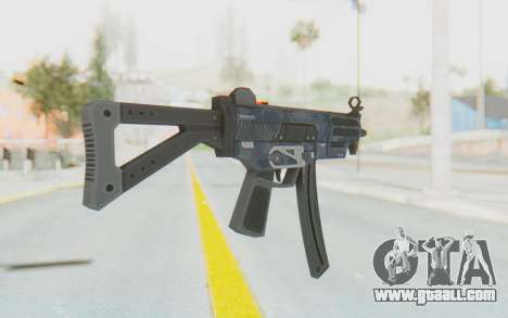 APB Reloaded - OCA-EW for GTA San Andreas second screenshot