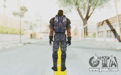 Marvel Future Fight - Falcon for GTA San Andreas third screenshot