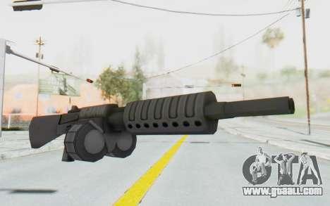 APB Reloaded - NFAS-12 for GTA San Andreas