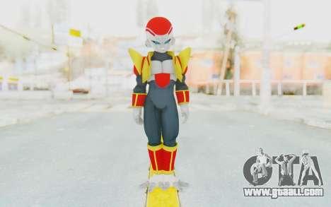 Dragon Ball Xenoverse Super Baby Frieza for GTA San Andreas second screenshot