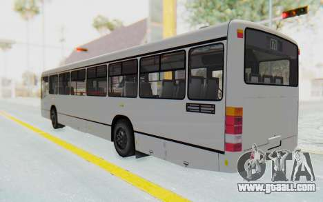Pylife Bus for GTA San Andreas left view