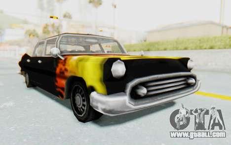 GTA VC Cuban Glendale for GTA San Andreas
