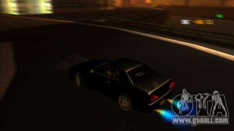 Elegy Bushido for GTA San Andreas right view