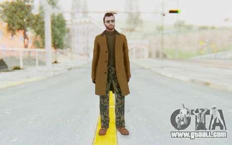 GTA 5 DLC Finance and Felony Male Skin for GTA San Andreas second screenshot
