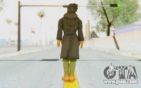 Dragon Ball Xenoverse Goten Time Patrol for GTA San Andreas third screenshot