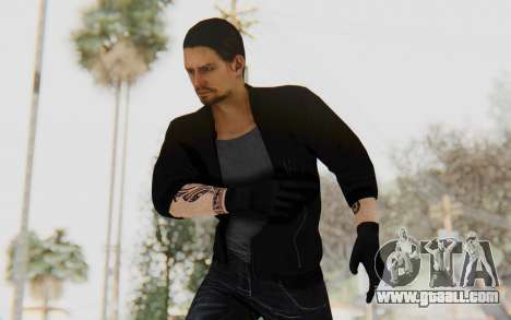 Payday 2 - Bodhi for GTA San Andreas