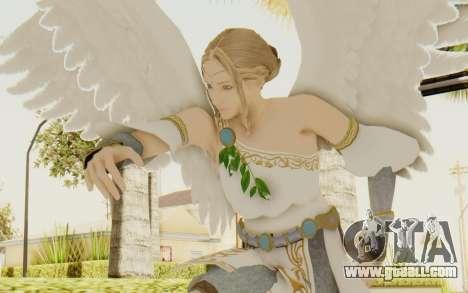 Angel Skin for GTA San Andreas