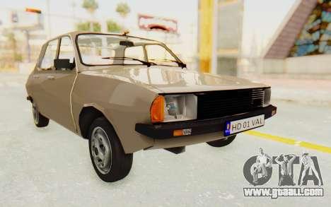 Dacia 1310 TLX for GTA San Andreas right view