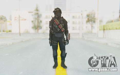 Federation Elite Shotgun Tactical for GTA San Andreas second screenshot