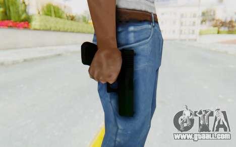 GTA 5 Hawk & Little Pistol .50 for GTA San Andreas