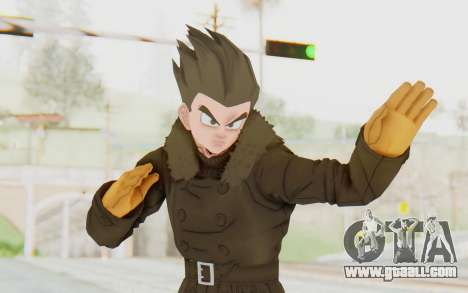 Dragon Ball Xenoverse Goten Time Patrol for GTA San Andreas
