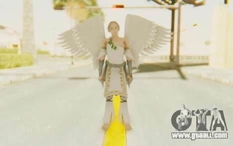 Angel Skin for GTA San Andreas second screenshot