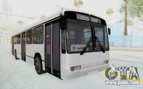 Pylife Bus for GTA San Andreas