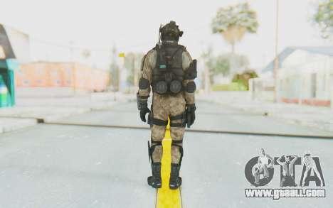 Federation Elite Assault Desert for GTA San Andreas third screenshot