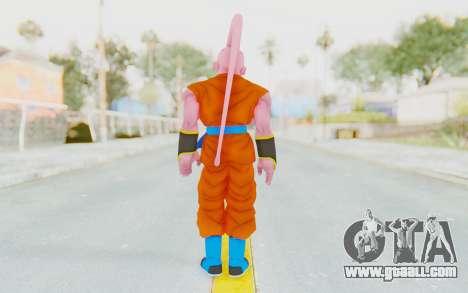 Dragon Ball Xenoverse Super Buu Goku FnF Absorbe for GTA San Andreas third screenshot