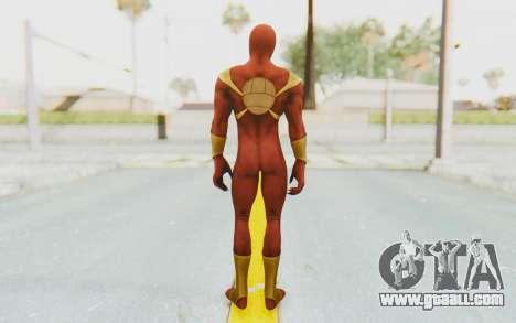 Marvel Heroes - Iron Spider for GTA San Andreas third screenshot