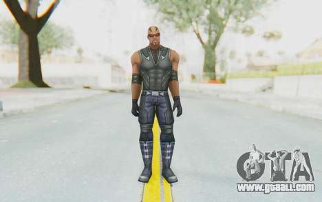Marvel Future Fight - Blade for GTA San Andreas second screenshot