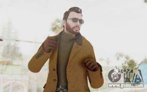 GTA 5 DLC Finance and Felony Male Skin for GTA San Andreas