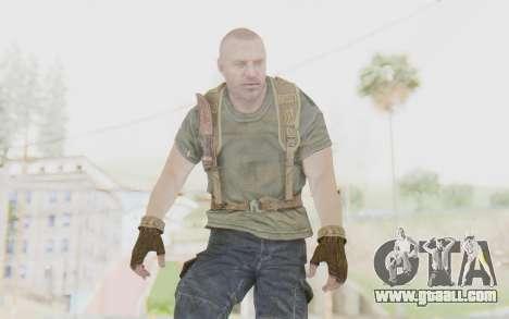 COD BO Hudson Ubase for GTA San Andreas