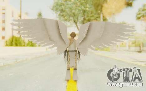 Angel Skin for GTA San Andreas third screenshot