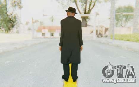 Mafia 2 - Jimmy Vendetta Black Suit for GTA San Andreas third screenshot