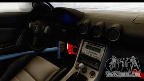 Nissan Silvia S15 Galaxy Drift v2.1 for GTA San Andreas side view