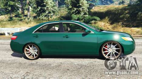 GTA 5 Toyota Camry V40 2008 [stock] left side view