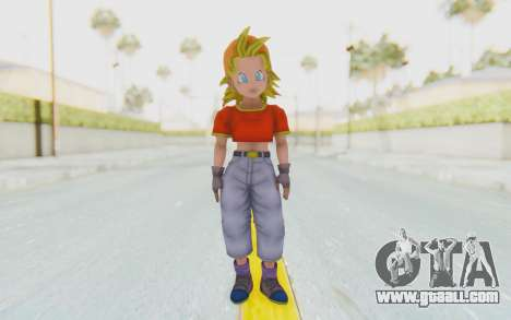 Dragon Ball Xenoverse Pan SSJ for GTA San Andreas second screenshot