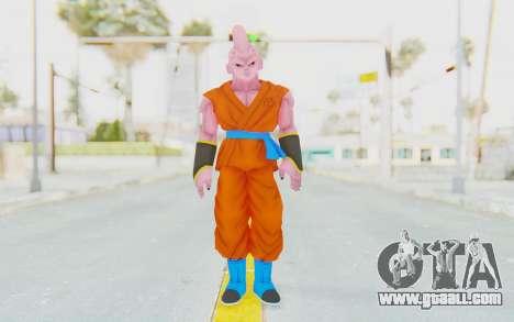 Dragon Ball Xenoverse Super Buu Goku FnF Absorbe for GTA San Andreas second screenshot