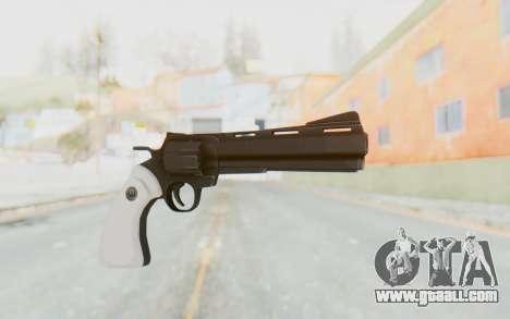 Revolver from TF2 for GTA San Andreas