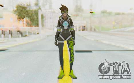 Overwatch - Tracer v5 for GTA San Andreas second screenshot