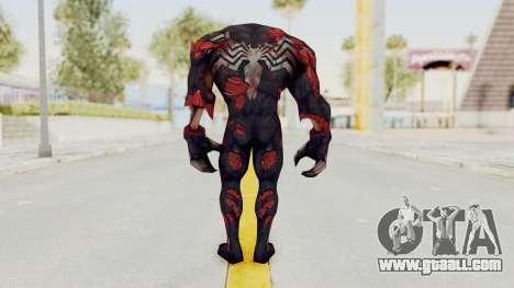 Marvel Future Fight - Venom Secret War (Zombie) for GTA San Andreas third screenshot