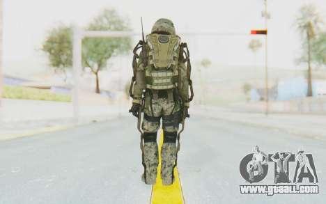 CoD AW US Marine Assault v2 Head B for GTA San Andreas third screenshot