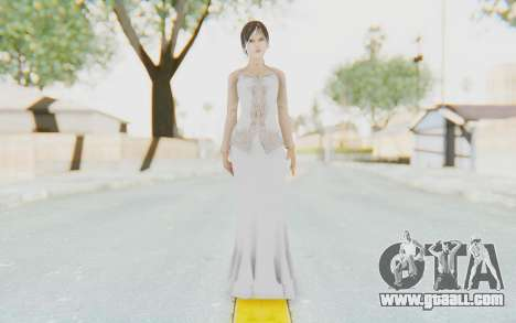 Linda Meilinda Kebaya Indonesian Wedding Dress for GTA San Andreas second screenshot