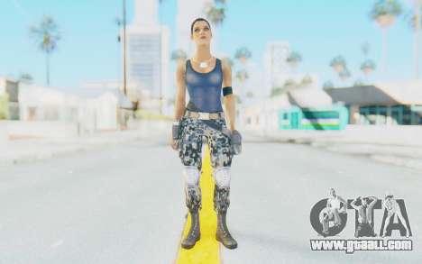 Mortal Kombat X - Jacqui Briggs for GTA San Andreas second screenshot